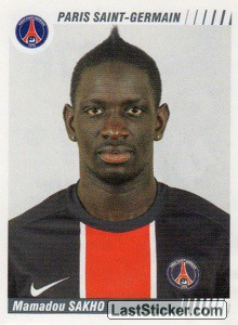 Mamadou Sakho (Paris Saint-Germain)