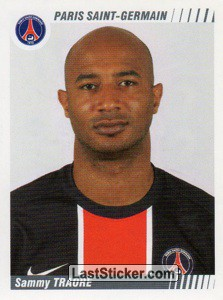 Sammy Traore (Paris Saint-Germain)
