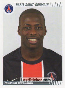 Youssouf Mulumbu (Paris Saint-Germain)