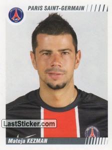 Mateja Kezman (Paris Saint-Germain)