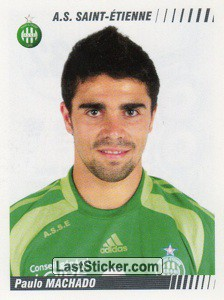 Paulo Machado (AS Saint-Etienne)