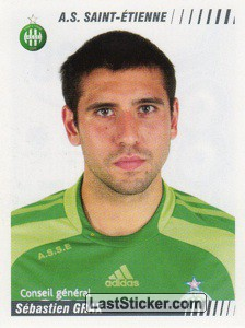 Sebastien Grax (AS Saint-Etienne)