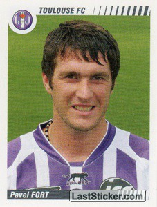Pavel Fort (Toulouse FC)