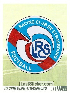 Ecusson (Racing Club Strasbourg)