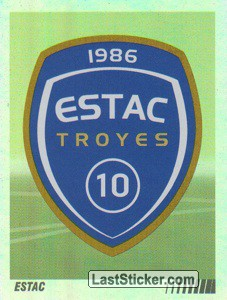 Ecusson (ESTAC)