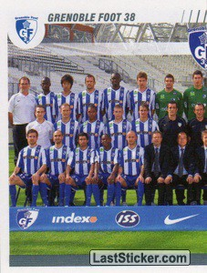 Equipe (Grenoble Foot 38)