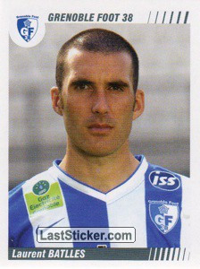 Laurent Batlles (Grenoble Foot 38)