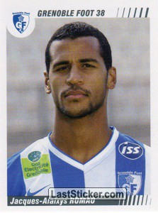 Jacques-Aleixys Romao (Grenoble Foot 38)