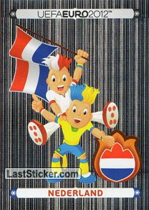 Official Mascot - Nederland (Holland)