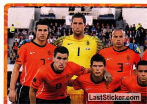 Team - Nederland (Holland)