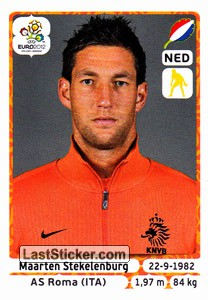 Maarten Stekelenburg (Holland)