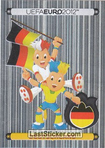 Official Mascot - Deutschland (Germany)