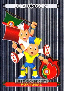 Official Mascot - Portugal (Portugal)