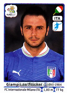 Giampaolo Pazzini (Italy)