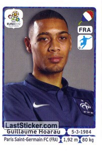 Guillaume Hoarau (France)