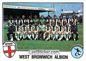 West Bromwich Albion (soccer)