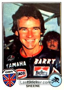 Barry Sheene (motorcycling)
