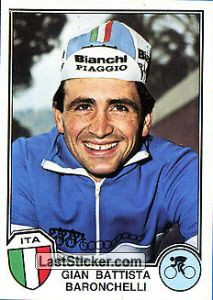Gian Battista Baronchelli (cycling)