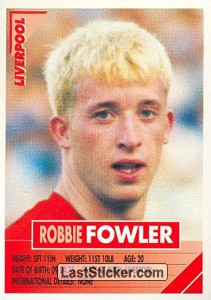 Robbie Fowler (Liverpool)