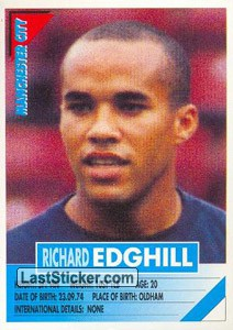 Richard Edghill (Manchester City)
