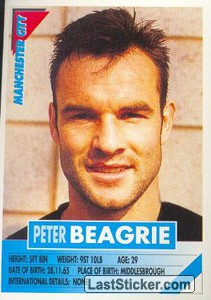 Peter Beagrie (Manchester City)