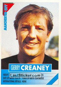 Gerry Creaney (Manchester City)