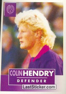 Colin Hendry (The 1995 PFA Awards)
