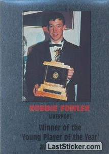 Robbie Fowler (The 1995 PFA Awards)
