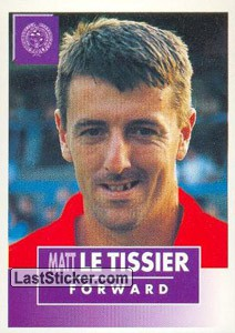 Matt Le Tissier (The 1995 PFA Awards)