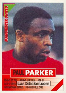 Paul Parker (Manchester United)