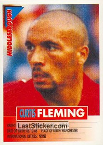 Curtis Fleming (Middlesbrough)