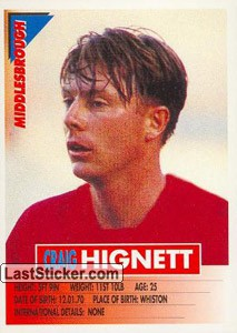 Craig Hignett (Middlesbrough)