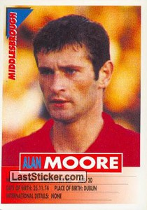 Alan Moore (Middlesbrough)