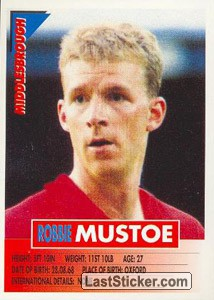 Robbie Mustoe (Middlesbrough)