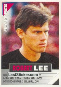 Robert Lee (Newcastle United)