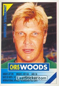 Chris Woods (Sheffield Wednesday)