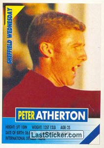 Peter Atherton (Sheffield Wednesday)