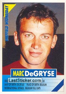 Marc DeGryse (Sheffield Wednesday)