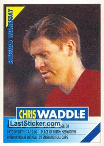 Chris Waddle (Sheffield Wednesday)