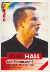 Richard Hall (Southampton)