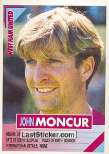 John Moncur (West Ham United)
