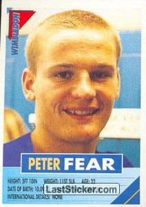 Peter Fear (Wimbledon)