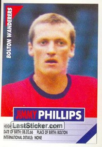 Jimmy Phillips (Bolton Wanderers)