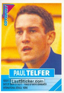 Paul Telfer (Coventry City)