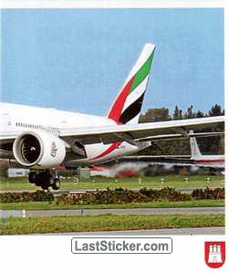 Emirates (puzzle) (Hamburg Airport)