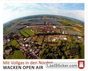 Wacken Open Air (Mit Vollgas in den Norden)
