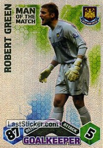 Robert Green (West Ham United)