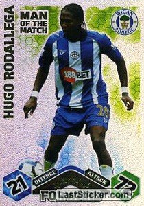 Hugo Rodallega (Wigan Athletic)