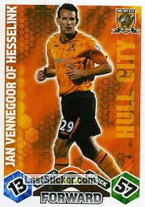 Jan Vennegoor Of Hesselink (Hull City)