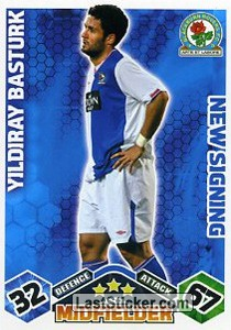 Yildiray Basturk (Blackburn Rovers)